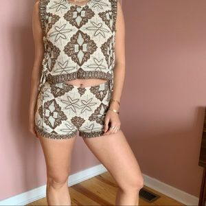 Free People Aztec set